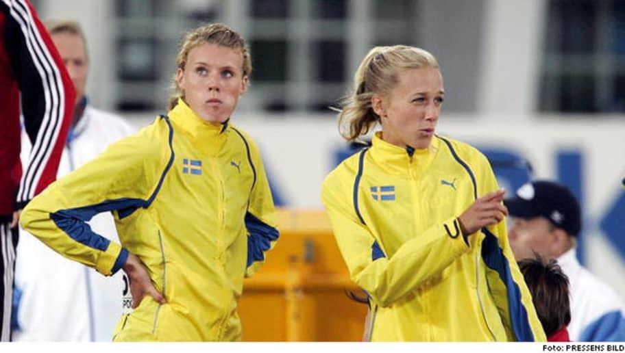 Kajsa bergqvist var nojd efter kvalet