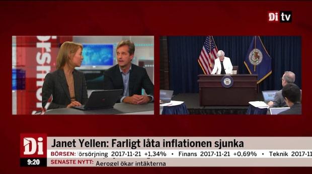 """Anders Elgemyr:"""" Yellen är en superduva"""""""