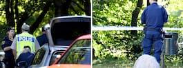 Fyra åtalas för mord i park