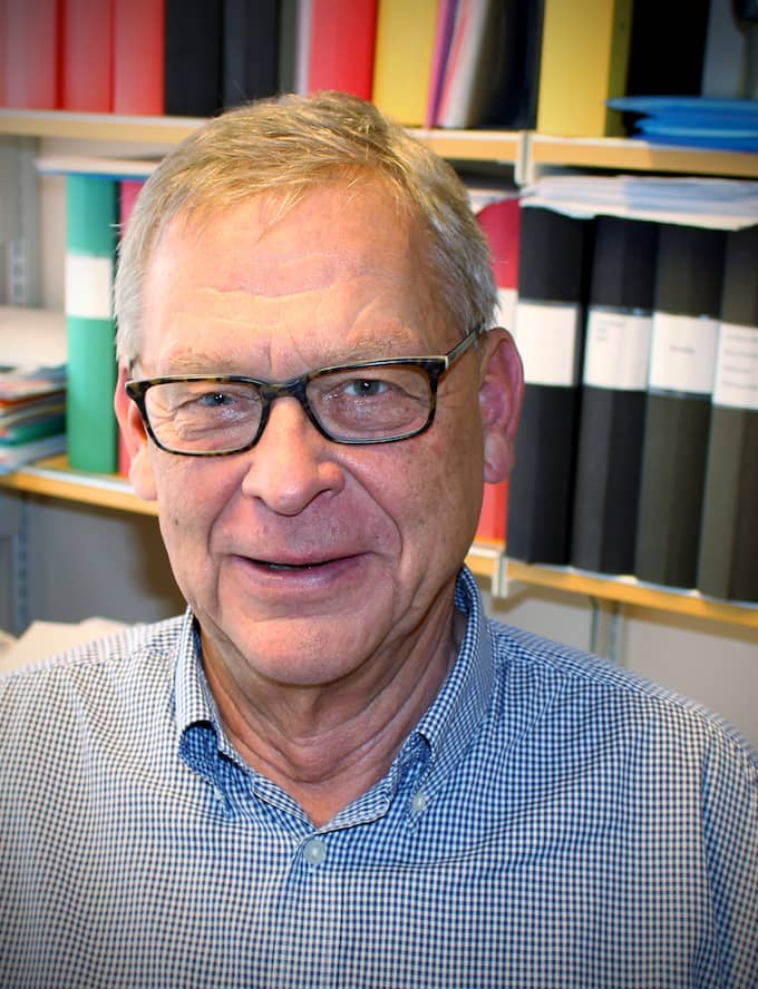 Hoppfull. Professor Bengt Winblad hoppas att de nya diagnoskriterierna ska leda till att forskarna hittar botemedel mot Alzheimers sjukdom. Foto: NVS/KI