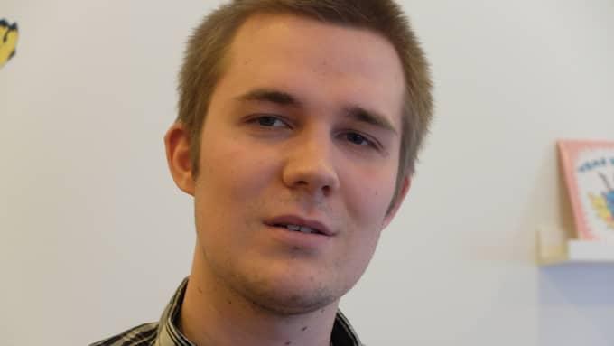 Martin Törnblad är dömd för mordet på Göran Lundblad. Juristen menar att hans uppgifter i erkännandet kanske kommer sig av att han varit vittne – inte gärningsman. Foto: MICKE ÖLANDER / MICKE ÖLANDER
