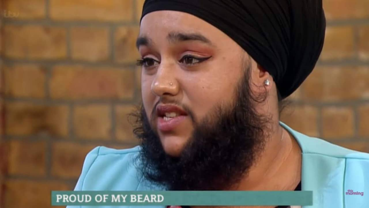 Dejtingsajt för killar med skägg