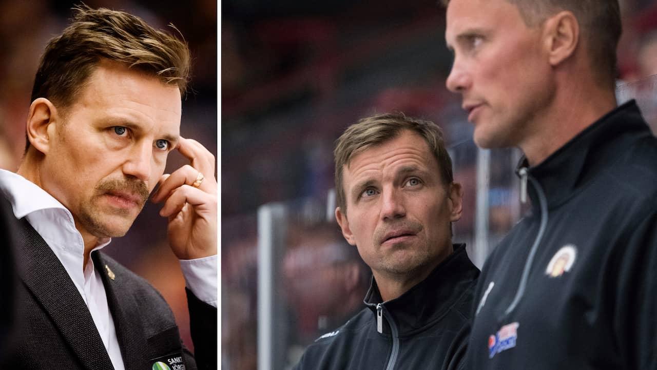 Tränaren skriver långt kontrakt med Frölunda