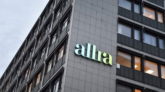 Allras huvudkontor på Sveavägen i Stockholm. Foto: Jonas Ekströmer / TT NYHETSBYRÅN