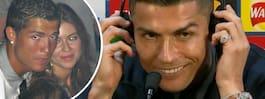 """Ronaldo: """"Lyssnar du  inte på det jag säger?"""""""
