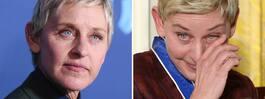 Ellen DeGeneres sorg – efter pappans död
