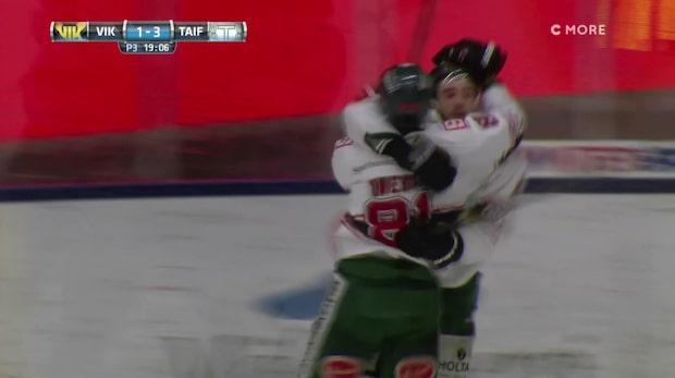 HIGHLIGHTS: Västerås-Tingsryd 1-3