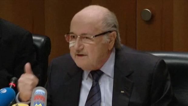 Så blir Blatters lyxliv efter avstängningen