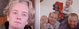 Tvåbarnspappan Jocke dog – överkörd av sin bil