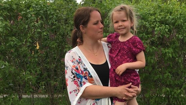 Femåring instängd i Ullareds-kassen