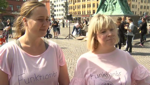 BB-marsch hålls i Malmö