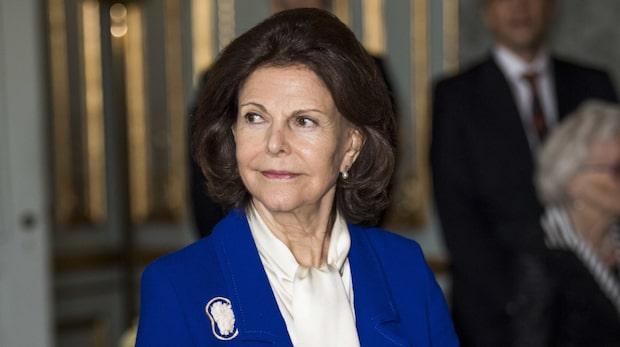 Prinsessan Madeleine vakade över Drottning Silvia på sjukhuset