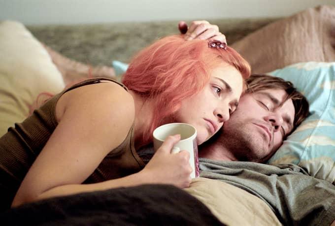 "Har vi setts förr? ""Eternal Sunshine of the Spotless Mind"". Foto: - - / FILMBOLAG"