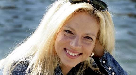 Liza Marklund. Foto: Olle Sporrong