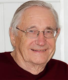 Bengt Pershagen är fysiker och kärnkraftspionjär.