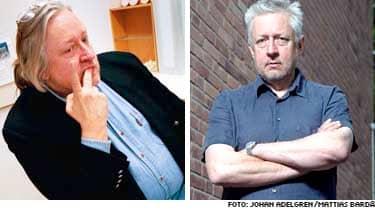 Banta eller dö. Professorn och tv-kändisen Leif GW Persson vägde som mest 139,8 kilo (till vänster). När hans hjärtläkare slog larm ändrade han livsföring och gick ner 40 kilo.