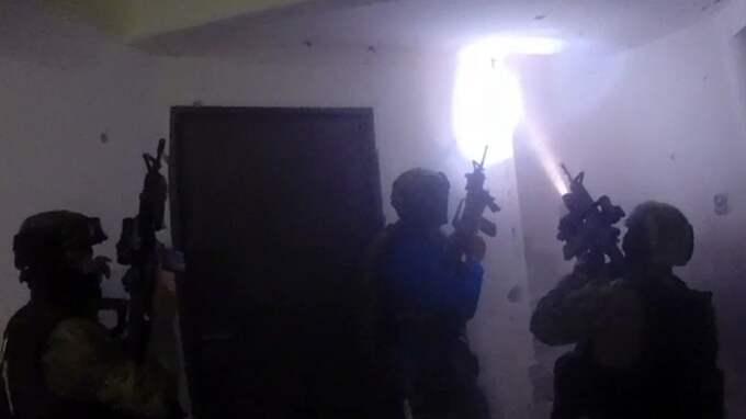 """Militären stormade Joaquin """"El Chapo"""" Guzmán gömställe under fredagen, efter att han haft en exklusiv intervju med skådespelaren Sean Penn. Foto: AP"""