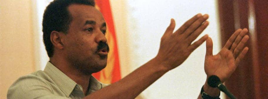 Uppgifter om kupp i eritrea
