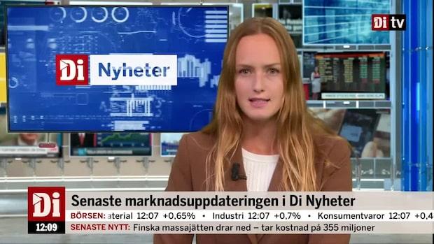 Di Nyheter – Bensinskatten höjs med 15 öre per liter