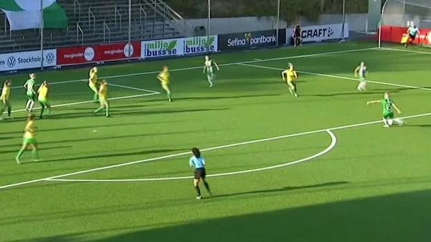 Hammarby slår till med variant - efter 51 sekunder