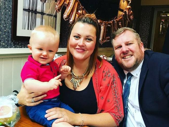 Småbarnsfamiljen är besviken på ändringarna som gjorts på deras resa.