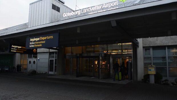 Bilinbrotten har skjutit i höjden på Landvetterns flygplats