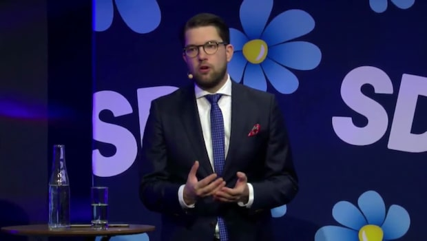 """Åkesson: """"Konventioner ska inte stoppa oss från att utvisa våldtäktsmän"""""""