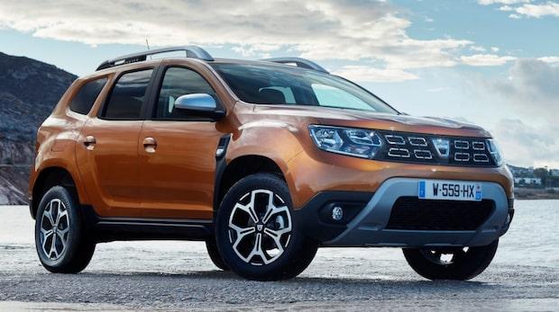 Vi kör Dacia Duster – Sveriges billigaste suv