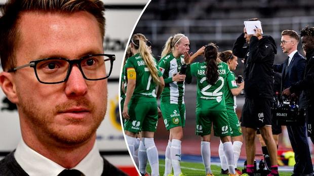 Han blir ny tränare för Linköping