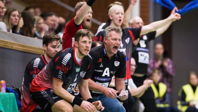 HK Malmö fullkomligt krossade gästerna IFK Skövde. Foto: Andreas L Eriksson / BILDBYRÅN