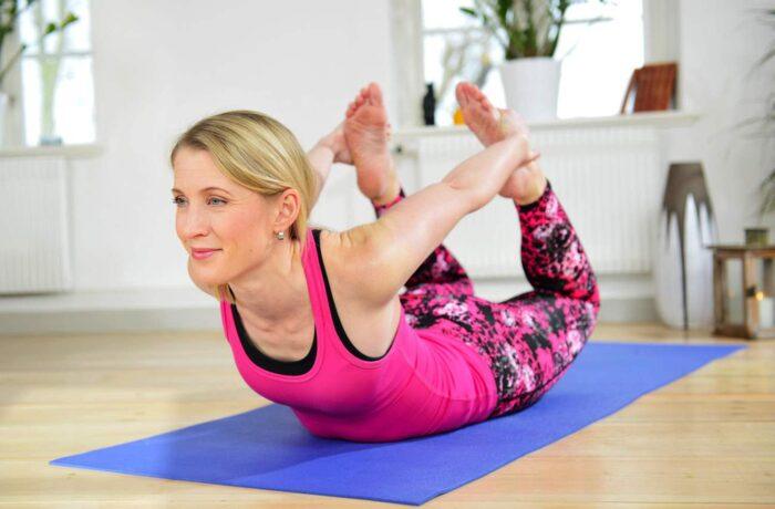 yoga för överviktiga