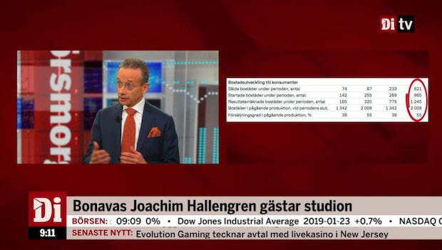 """Bonavas vd: """"Jag är jättestolt över rapporten"""""""