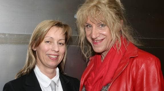 Anna Rosengren och Claes Schmidt/Sara Lund.