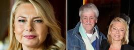 Helena Bergströms oro  för maken Colin Nutley, 74