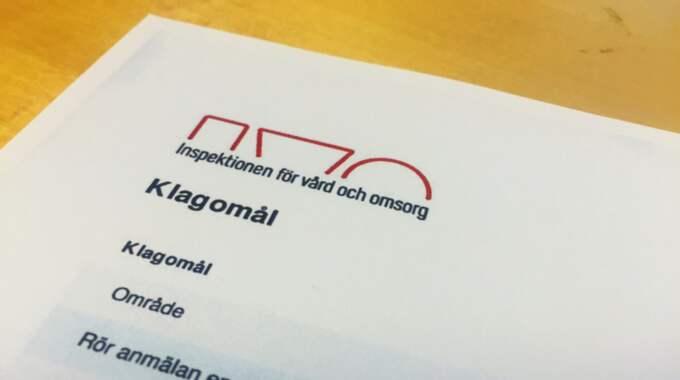 Mamman till en 18-årig flicka anmäler Brättegården till Inspektionen för vård och omsorg efter händelsen. Foto: Sanna Wikström