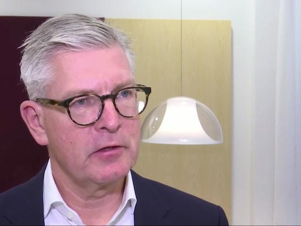 """Ekholm: """"Vi går fortsatt starkt"""""""