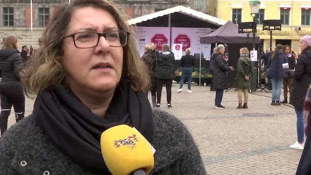 """Katerina Petrovic: """"De avrättade min son"""""""