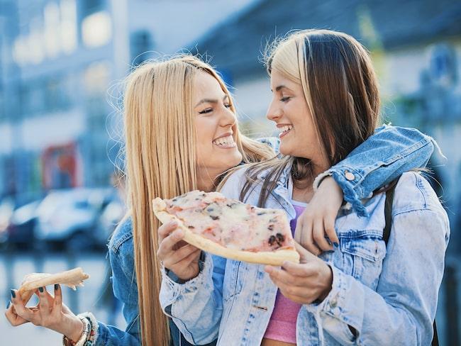 Pizza och prosecco är en skön kombination, och får till hösten en egen festival.