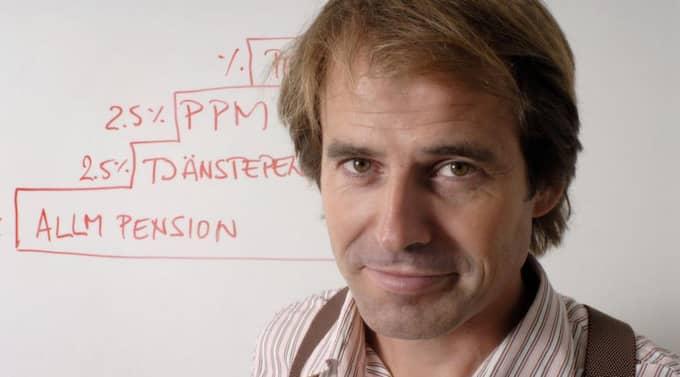 """Claes Hemberg, sparekonom vid Avanza Bank och författare till """"Spara klokare 55+"""""""