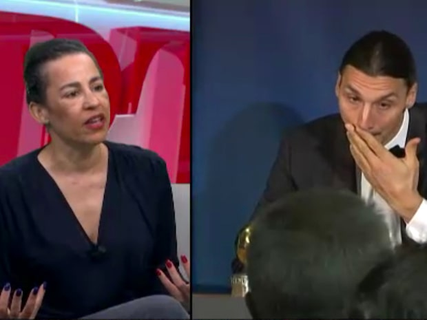 """Zlatan hade aldrig varit så stor utan Helena"""