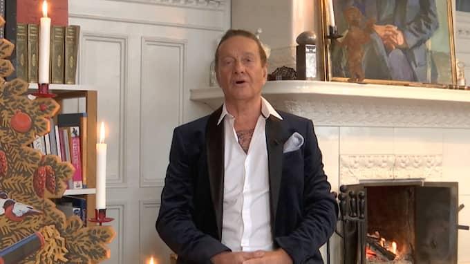 Björn Ranelids dikter publiceras i 24 fristående delar i Kvällsposten – på Facebook, Instagram, i tidningen och i appen. Foto: Caroline Larsson