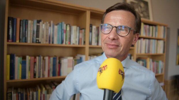 Ulf Kristersson: Den säger någonting om vad Sverige är i dag