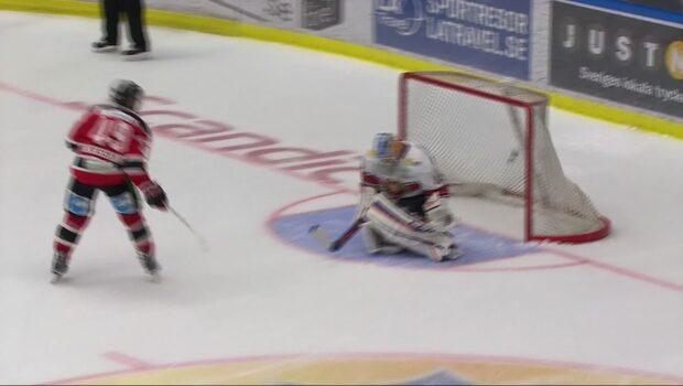 Höjdpunkter: Malmö – Växjö 4–3 e str