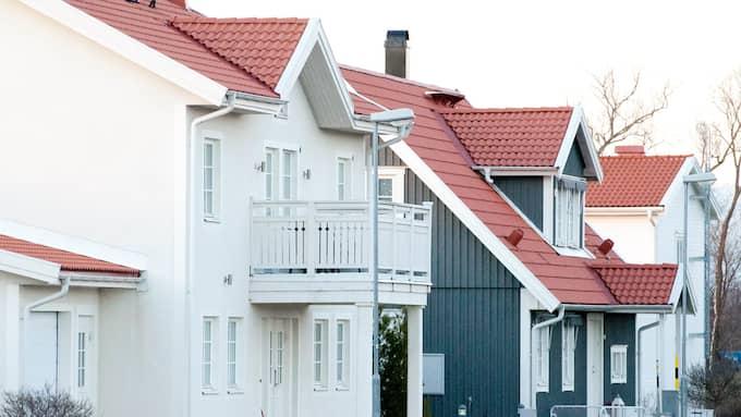 Så mycket kan en eventuell bostadsbubbla påverka studion – debatt i studion. Foto: HENRIK ISAKSSON/IBL