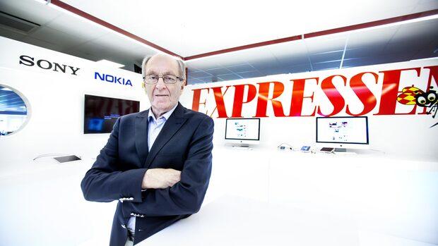 K-G Bergström kommenterar de senaste uppgifterna om Transportstyrelsen