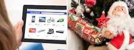 Då är sista dagen för att köpa julklappar på nätet