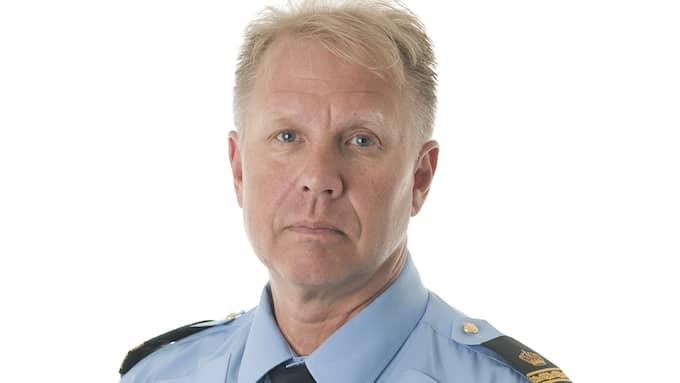 Stefan Gustafsson, polisens presstalesperson i Region Väst, känner till den här typen av brottslighet. Foto: POLISEN