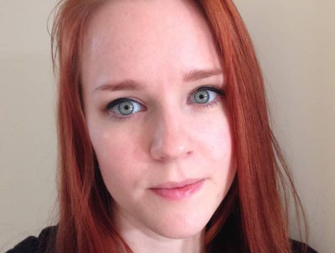 Kämpade länge. Marie Westerberg, 24, i Halmstad kämpade i många år men visade att det går att bli fri från anorexi. Idag hjälper hon andra med ätstörningar. Foto: Frisk & Fri