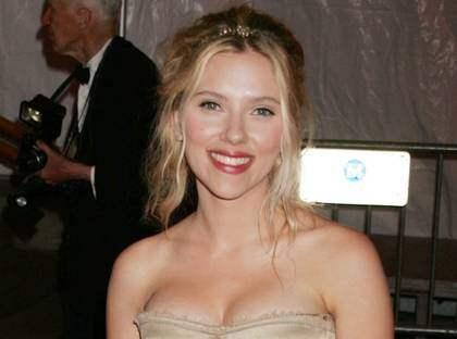 Scarlett ville inte bli sexsymbol