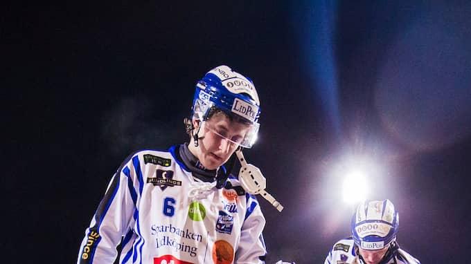 Villa ledde med 2-0 i matcher, men det räckte ändå inte mot Edsbyn. Foto: KENTA JÖNSSON / BILDBYRÅN